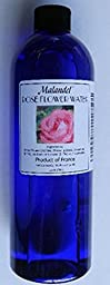 Rose Flower Water 16 oz. Malandel