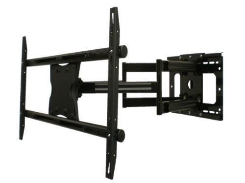 "New Premium Heavy Duty Articulating Wall Mount Bracket Compatible With Model: Xbr55Hx929 ~ Sony - Bravia / 55"" Class / Led / 1080P / 240Hz / 3D / Hdtv ~ Uadd-0850 Dual Arm (32"" Extension) Articulating Mount 40"" To 70"""