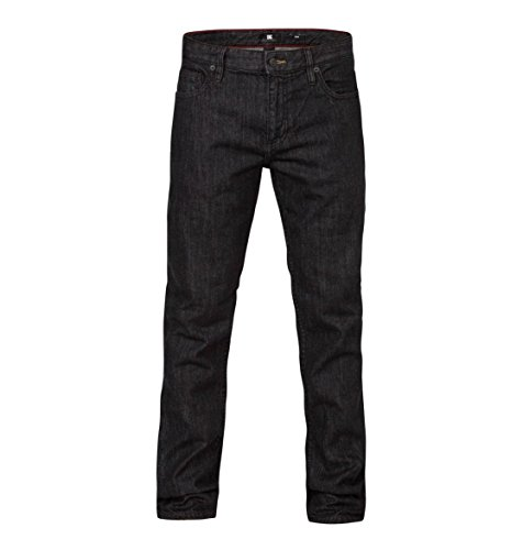 "DC Shoes Men's Worker Slim 32"" Inseam Jeans Black 34"
