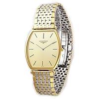 [ロンジン]LONGINES 腕時計 グランクラシック ゴールド文字盤 ステンレス/ステンレス(YGPVD)ケース ステンレス/ステンレス(YGPVD)ベルト L4.786.2.32.7 メンズ 【並行輸入品】