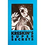 img - for Kreskin's Super Secrets book / textbook / text book