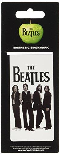 the-beatles-marcapaginas-blanco-iconico-imagen-en-un-tamano