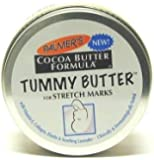 Palmers Cocoa Butter Tummy Butter for Stretch Marks (3-Pack) with Free Nail File