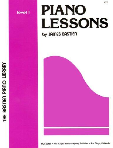 Bastien Piano Library: Piano Lessons Level 1
