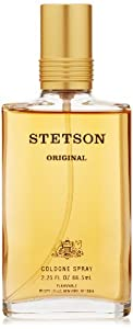 Stetson Original Cologne Spray by Stetson, 2.25 Fluid Ounce