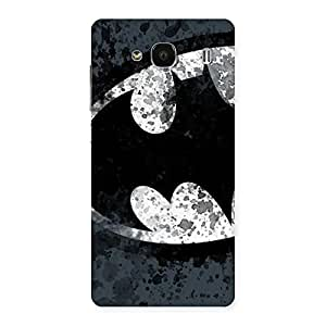 Delighted Dusty Back Case Cover for Redmi 2 Prime