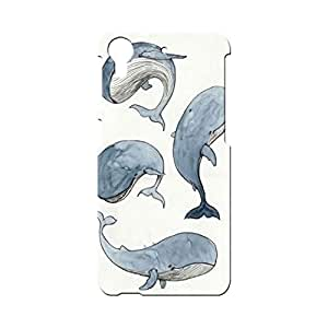 BLUEDIO Designer Printed Back case cover for HTC Desire 728 - G3196
