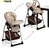 Divine Hauck Sit N Relax in Zoo Highchair - Cleva® Bundle Edition
