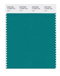 PANTONE SMART 17-5034X Color Swatch Card, Lapis