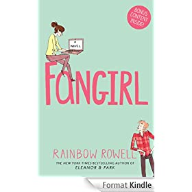 Fangirl (English Edition)