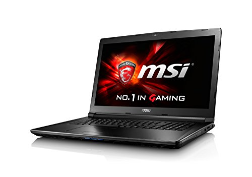 Msi gl72 6qc 173 inch laptop intel corei5 12 gb ddr4 ram 1 tb hdd windows 10