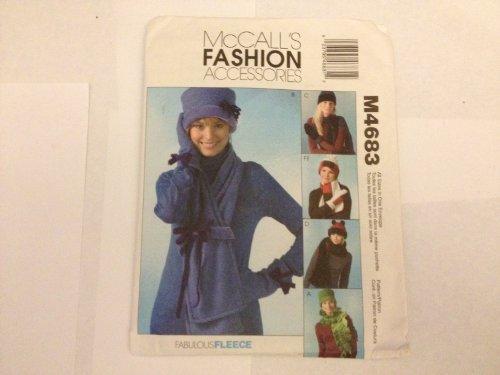McCall's Fashion Accessories - M4683