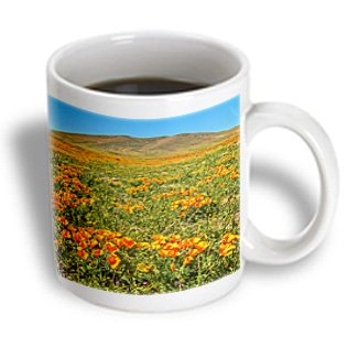 Boehm Photography Landscape - California Poppy Field - 15Oz Mug (Mug_184032_2)