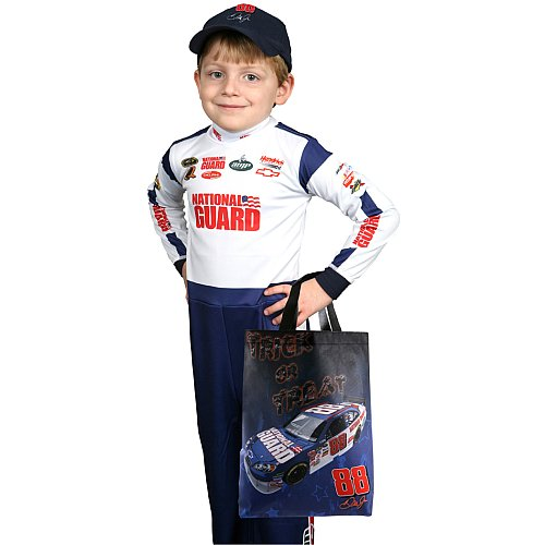 Children's Nascar Dale Earnhardt Jr Costume