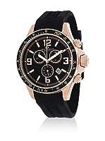 Oceanaut Reloj con movimiento cuarzo suizo Oc3347 Baltica Negro 42  mm