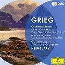 Peer Gynt Suiten/aus Holbergs Zeit/Elegische Melod