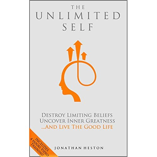 The Unlimited Self: Destroy Limiting Beliefs Uncover Inner Greatness and Live the Good Life                                                                                                                                                                    Kindle Edition