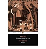 Hesiod and Theognis (Penguin Classics): Theogony, Works and Days, and Elegies (0140442839) by Hesiod