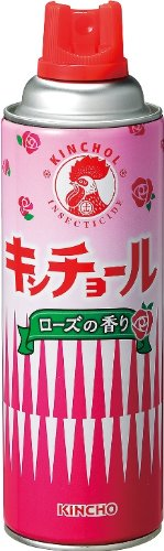 キンチョール ローズの香り 450ml 【HTRC2.1】