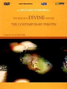 Dein Kuss von göttlicher Natur - Der Zeitgenosse Perotin (2 DVDs, + Audio-CD, NTSC)