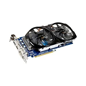 Gigabyte GV-R779OC-2GD Radeon HD 7790 2GB GDDR5 PCI Express 3.0 x16 HDMI DisplayPort DVI Video Card - NEW - Retail - GV-R779OC-2GD