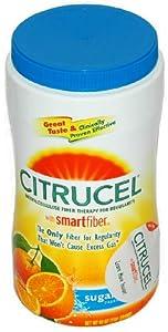 Citrucel Sugar Free Organge 42oz