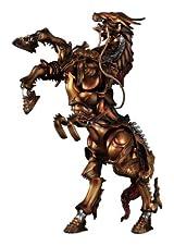 凝った造形の可動フィギュア「GARO極魂 魔導馬 轟天」が高評価