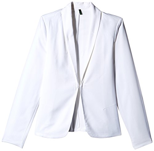 UCB Women's Jacket (15A2MC5E9058I101_White_40)