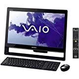 ソニー(VAIO) VAIO Jシリーズ (Win7HomePremium 64bit/Office2010) ブラック VPCJ227FJ/B