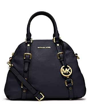 American designer Michael Kors is famous for his clean lines and androgynous tailoring, which has made his clothing and accessories popular with businesswomen and style icons across the world. The typical Michael Kors bag will be made from leather, and will feature the neat gold lettering of the Michael Kors .