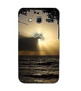Mental Mind 3D Printed Plastic Back Cover For Samsung Galaxy Core Prime- 3DSAMCOREPRIME-G1774