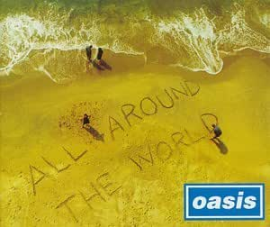 All Round The World(4titres)