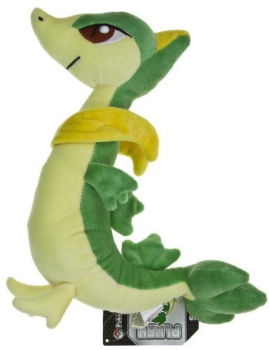 "Servine ~9"" Plush - Pokemon Center USA Poké Doll Plush"