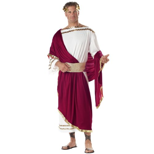 Men's Adult-Caesar Costume