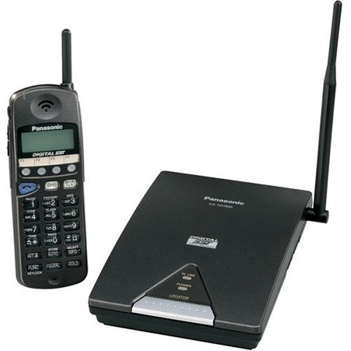 Panasonic Kx-Td7895 Digital Spread Spedtrum Multi-Line Telephone With Lcd Display