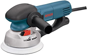 Bosch 1250DEVS 6-1/2-Amp 6-Inch Random Orbit Sander with Vacuum Port