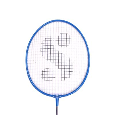 Silver's Popular Sheep Gutted Badminton Racquet (Multicolor)