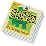 Ian Turner Crossword a Day: 365 Confounding Crosswords (Day-By-Day Desk Blocks)