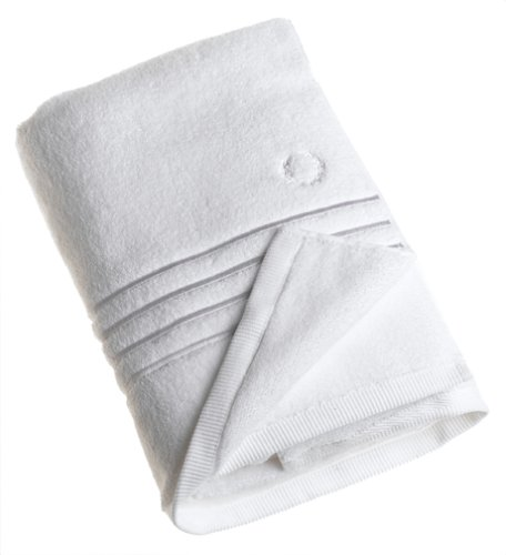 Lenox Platinum Bath Towel, White Mantle