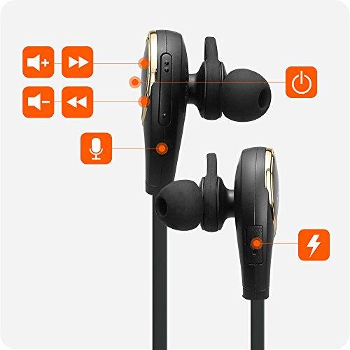 Subject: spigen essential r12e bluetooth headphones black brass-tone