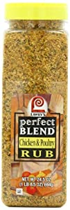 Lawry's Perfect Blend Chicken Rub, 24.5 Ounce