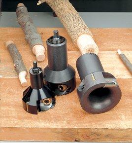 Log Furniture Tenon Maker