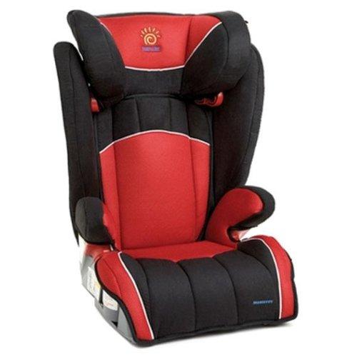 Buy Cheap Sunshine Kids Monterey Booster Car Seat, Red