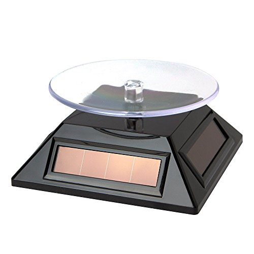 Solar Spinner Revolving Stage for Action Figura Figures heo