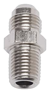 """Russell 660461 Endura -6AN Flare to 3/8"""" Pipe Adapter Fitting"""