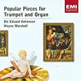 Various Composers Popular Pieces For Trumpet And Organ (Antonsen, Marshall)