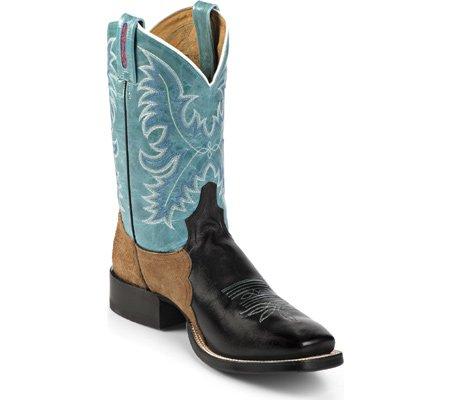 (トニーラマ) TONY LAMA ウエスタン ブーツ ブラック サンダンス 49J72 サイズ 12D
