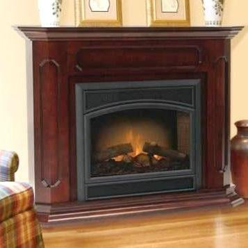 Monessen Wef36 Allura-fire 36-inch Electric Fireplace With Decorative Arched Face Black photo B005T06D5M.jpg