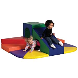 ECR4Kids SoftZone Peaks and Passages Foam Climber
