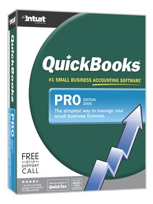 Quickbooks Pro 2006 [Old Version]